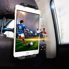 Supporto Sostegno Auto Sedile Posteriore Supporto Tablet PC Universale B01 per Samsung Galaxy Tab A6 7.0 SM-T280 SM-T285 Nero