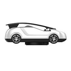 Supporto Sostegno Cellulari Con Ventosa Da Auto Universale H03 Bianco