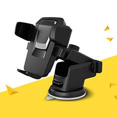 Supporto Sostegno Cellulari Con Ventosa Da Auto Universale H04 Argento