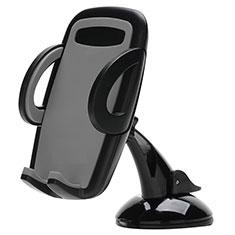 Supporto Sostegno Cellulari Con Ventosa Da Auto Universale H09 Nero