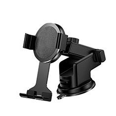 Supporto Sostegno Cellulari Con Ventosa Da Auto Universale H15 Nero