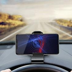 Supporto Sostegno Cellulari Con Ventosa Da Auto Universale T01 per Apple iPhone 11 Pro Nero