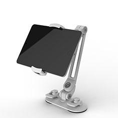Supporto Tablet PC Flessibile Sostegno Tablet Universale H02 per Apple iPad 2 Bianco