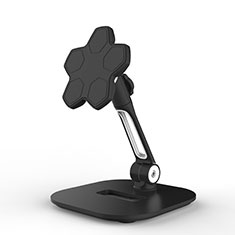 Supporto Tablet PC Flessibile Sostegno Tablet Universale H03 per Amazon Kindle Paperwhite 6 inch Nero