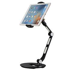 Supporto Tablet PC Flessibile Sostegno Tablet Universale H08 per Apple iPad 3 Nero