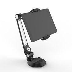 Supporto Tablet PC Flessibile Sostegno Tablet Universale H12 per Samsung Galaxy Tab S 10.5 LTE 4G SM-T805 T801 Nero