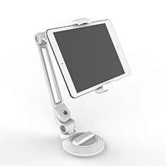 Supporto Tablet PC Flessibile Sostegno Tablet Universale H12 per Xiaomi Mi Pad Bianco