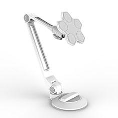 Supporto Tablet PC Flessibile Sostegno Tablet Universale H14 per Apple iPad Mini Bianco