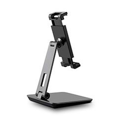 Supporto Tablet PC Flessibile Sostegno Tablet Universale K06 per Samsung Galaxy Tab S7 Plus 5G 12.4 SM-T976 Nero
