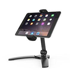 Supporto Tablet PC Flessibile Sostegno Tablet Universale K08 per Huawei Mediapad Honor X2 Nero
