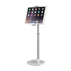 Supporto Tablet PC Flessibile Sostegno Tablet Universale K09 per Apple iPad 3 Bianco