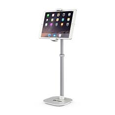 Supporto Tablet PC Flessibile Sostegno Tablet Universale K09 per Samsung Galaxy Tab S 8.4 SM-T705 LTE 4G Bianco