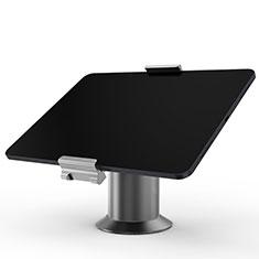 Supporto Tablet PC Flessibile Sostegno Tablet Universale K12 per Huawei MatePad 10.4 Grigio
