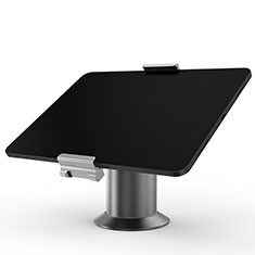 Supporto Tablet PC Flessibile Sostegno Tablet Universale K12 per Huawei MediaPad M6 10.8 Grigio