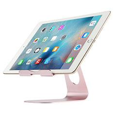 Supporto Tablet PC Flessibile Sostegno Tablet Universale K15 per Apple iPad New Air (2019) 10.5 Oro Rosa