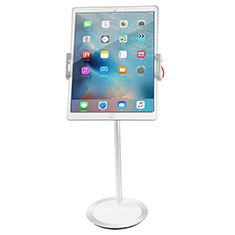 Supporto Tablet PC Flessibile Sostegno Tablet Universale K27 per Apple iPad New Air (2019) 10.5 Bianco
