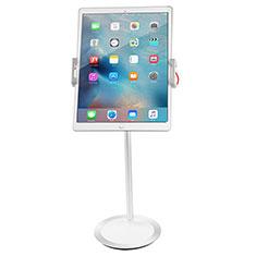 Supporto Tablet PC Flessibile Sostegno Tablet Universale K27 per Huawei MediaPad M6 8.4 Bianco