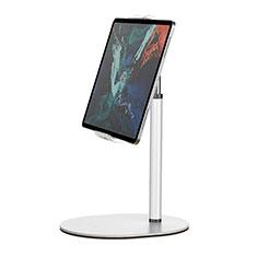 Supporto Tablet PC Flessibile Sostegno Tablet Universale K28 per Huawei MediaPad M6 10.8 Bianco