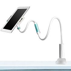 Supporto Tablet PC Flessibile Sostegno Tablet Universale per Samsung Galaxy Note Pro 12.2 P900 LTE Bianco
