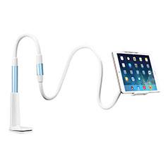 Supporto Tablet PC Flessibile Sostegno Tablet Universale T33 per Apple iPad 2 Cielo Blu