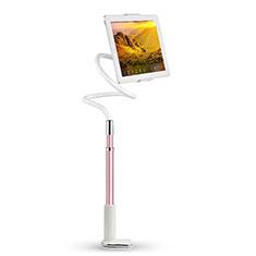 Supporto Tablet PC Flessibile Sostegno Tablet Universale T36 per Apple iPad 3 Rosa