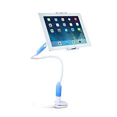 Supporto Tablet PC Flessibile Sostegno Tablet Universale T41 per Samsung Galaxy Tab Pro 10.1 T520 T521 Cielo Blu