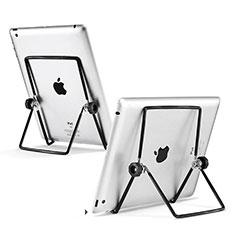 Supporto Tablet PC Sostegno Tablet Universale T20 per Apple iPad 3 Nero