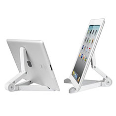 Supporto Tablet PC Sostegno Tablet Universale T23 per Apple iPad 3 Bianco