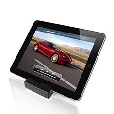 Supporto Tablet PC Sostegno Tablet Universale T26 per Samsung Galaxy Tab S3 9.7 SM-T825 T820 Nero