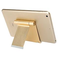 Supporto Tablet PC Sostegno Tablet Universale T27 per Apple iPad 3 Oro