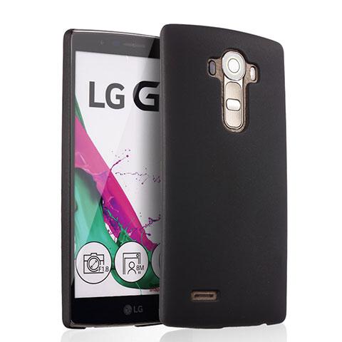 Cover Plastica Rigida Opaca per LG G4 Nero