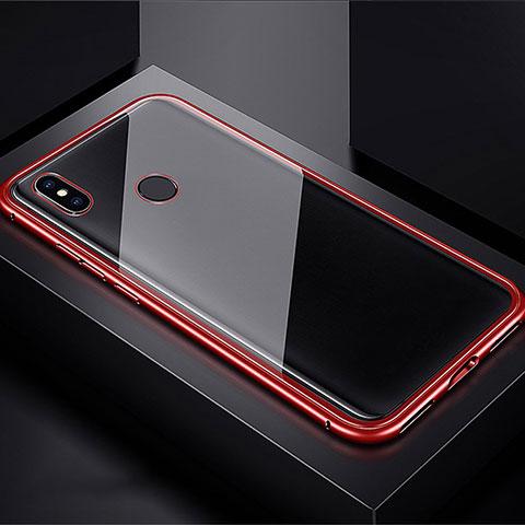 Xiaomi Redmi Nota 7 Pro Custodia Cover per Cellulare Protettiva Argento
