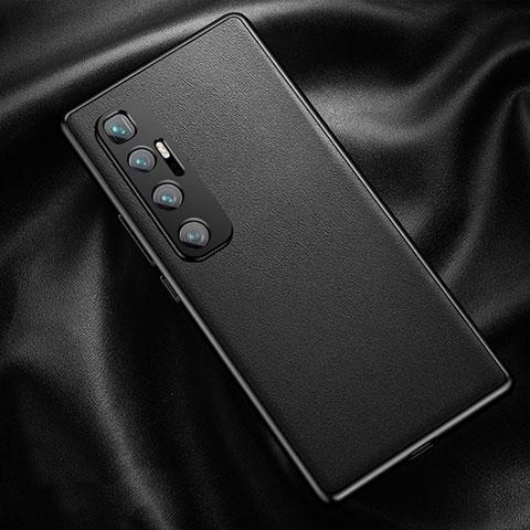 Custodia Lusso Pelle Cover per Xiaomi Mi 10 Ultra Nero