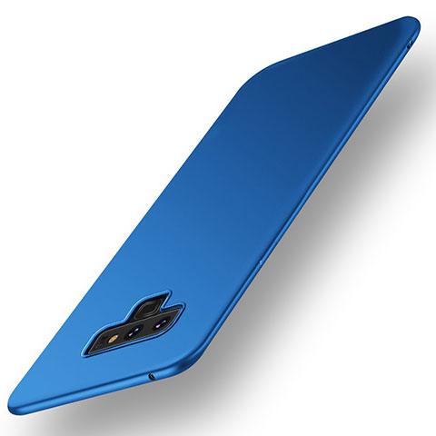Custodia Plastica Rigida Cover Opaca M01 per Samsung Galaxy Note 9 Blu