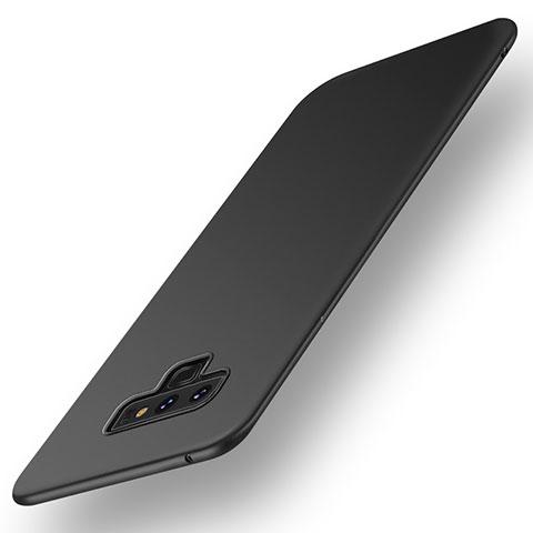 Custodia Plastica Rigida Cover Opaca M01 per Samsung Galaxy Note 9 Nero