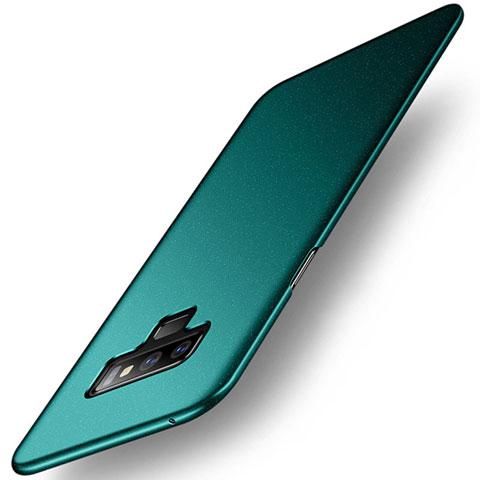 Custodia Plastica Rigida Cover Opaca M02 per Samsung Galaxy Note 9 Verde