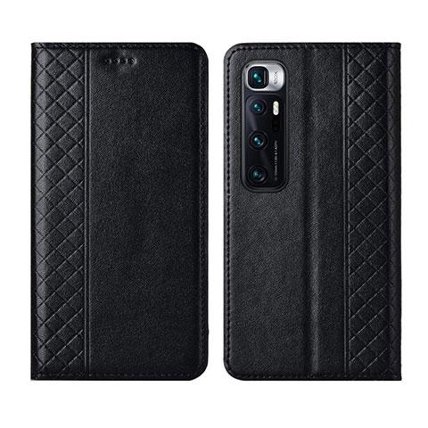 Custodia Portafoglio In Pelle Cover con Supporto L05 per Xiaomi Mi 10 Ultra Nero