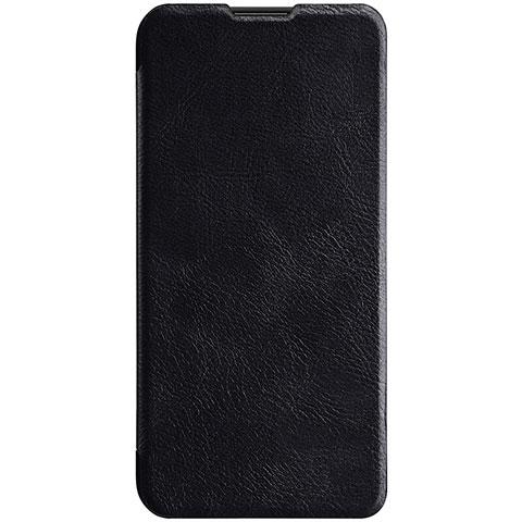 Custodia Portafoglio In Pelle Cover con Supporto per Huawei Honor 20 Lite Nero