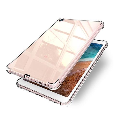 Custodia Silicone Trasparente Ultra Slim Morbida per Xiaomi Mi Pad Chiaro