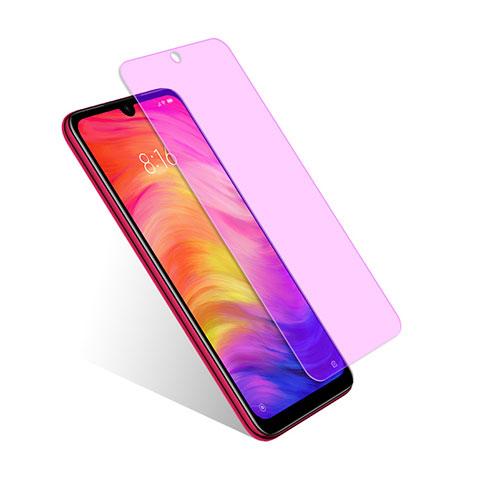 Pellicola in Vetro Temperato Protettiva Anti Blu-Ray Proteggi Schermo Film B03 per Xiaomi Redmi Note 7 Chiaro