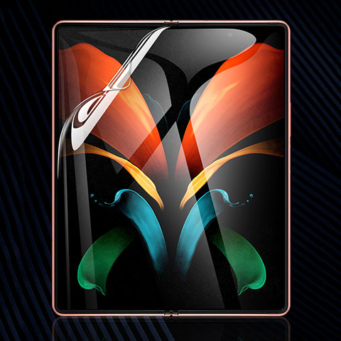 Pellicola Protettiva Film Integrale Proteggi Schermo per Samsung Galaxy Z Fold2 5G Chiaro