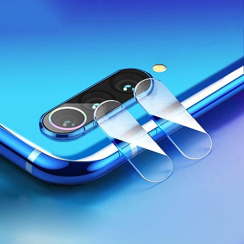 Protettiva della Fotocamera Vetro Temperato C01 per Xiaomi Mi 9 SE Chiaro