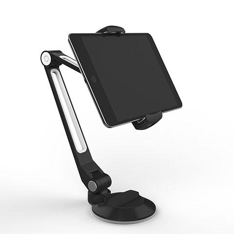 Supporto Tablet PC Flessibile Sostegno Tablet Universale H04 per Apple New iPad 9.7 (2018) Nero