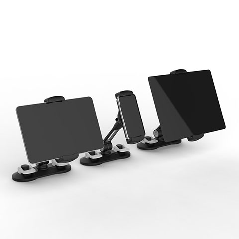 Supporto Tablet PC Flessibile Sostegno Tablet Universale H11 per Xiaomi Mi Pad 4 Nero