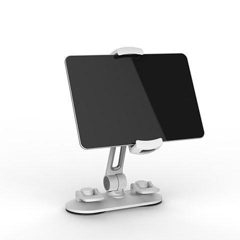 Supporto Tablet PC Flessibile Sostegno Tablet Universale H11 per Xiaomi Mi Pad Bianco