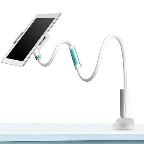 Supporto Tablet PC Flessibile Sostegno Tablet Universale per Apple iPad 4 Bianco