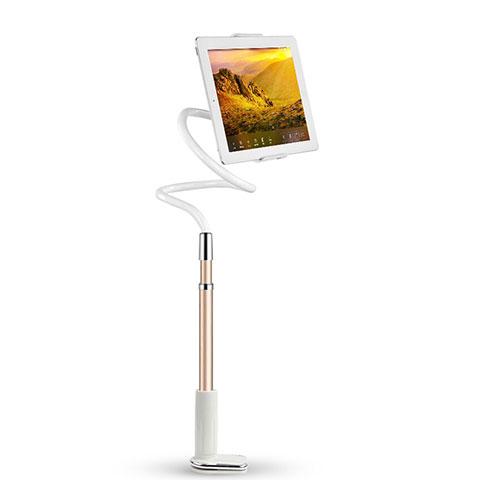Supporto Tablet PC Flessibile Sostegno Tablet Universale T36 per Apple iPad 4 Oro Rosa