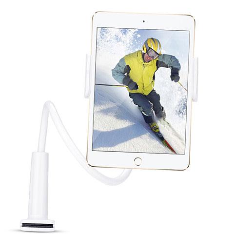 Supporto Tablet PC Flessibile Sostegno Tablet Universale T38 per Xiaomi Mi Pad Bianco