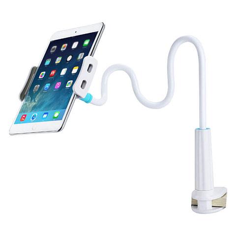 Supporto Tablet PC Flessibile Sostegno Tablet Universale T39 per Apple iPad 4 Bianco