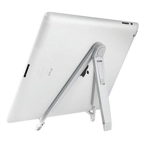 Supporto Tablet PC Sostegno Tablet Universale per Apple iPad 4 Argento